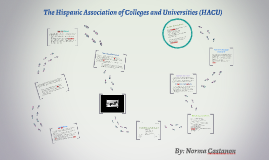 The Hispanic Association of Colleges and Universities