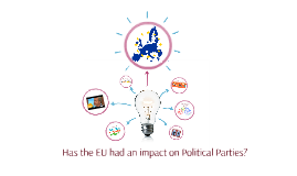 Has the EU had an impact on Political Parties?