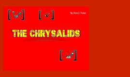 The Chrysalids - Settings