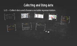 Collecting and Using data