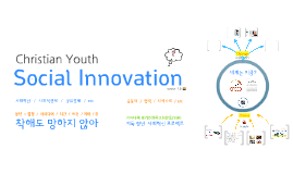 Christian Youth Social Innovation