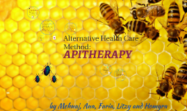 Copy of Apitherapy