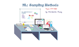 IBDP Business and Management HL: Sampling Methods