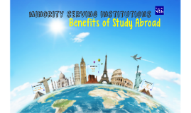 2017 MSIs and Study Abroad