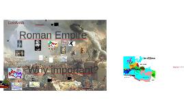 Hist 110: Roman Empire