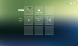Copy of Free - Flat design interface prezi template