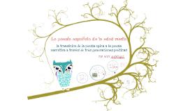 Copy of La poesía española de la edad media