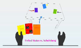 United States vs. Scheinberg