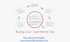 Buying a Car - Save Money Tips from an Ex Sr. Loan Officer :)