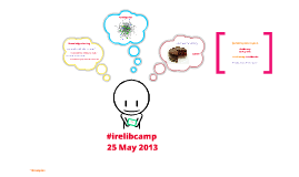 #irelibcamp