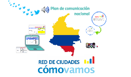 Plan de comunicación Red Cómo Vamos