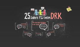 25 Jahre FSJ beim DRK