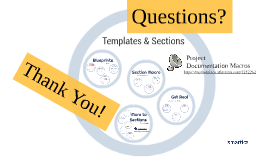 Templates & Sections