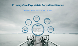 Copy of Primary Care Psychiatry Consultant Service