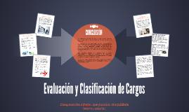 Copy of Evaluación y Clasificación de Cargos
