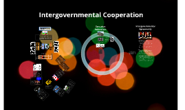Intergovernmental cooperation
