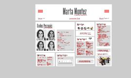 Marta Montez