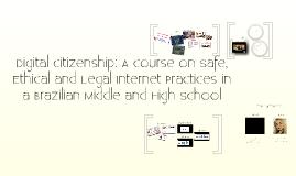 Copy of ED-MEDIA Presentation - Digital Citizenship