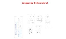 Composición Tridimensional
