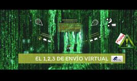 ZONA 3 INFORMA EL 1,2,3 DE ENVÍO VIRTUAL