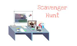 Scavenger Hunt Prezi