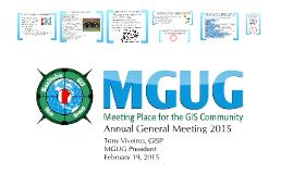 MGUG 2015 AGM Presentation