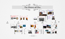 Copy of The History of Film