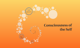Conciousness of the Self