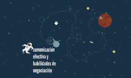 comunicación efectiva y habilidades de negociación