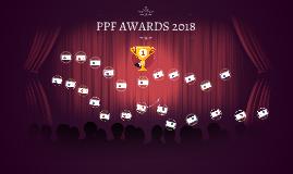 PPF AWARDS 2018