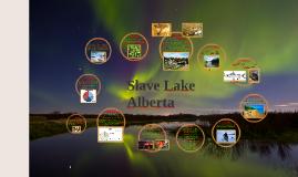 Slave Lake Alberta