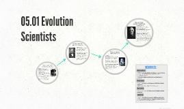 05.01 Evolution