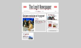 The Legit Newspaper