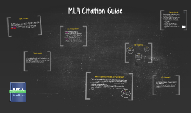 MLA Citation Guide