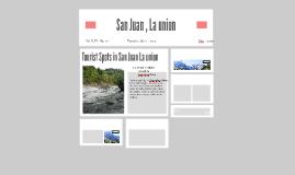 San Juan ,La union