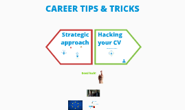 EU Career tips - 2016