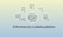 Enfermaras (os) y cuidados paliativos