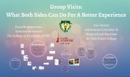 NYSACAC Group Visits Presentation