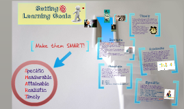 Setting SMART goals for students