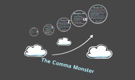Copy of The Comma Monster