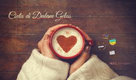 Cinta di Dalam Gelas