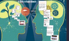 Precursores de la Gestal y la Psicogia Humanista