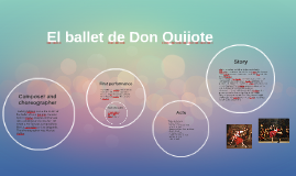 Copy of El ballet de Don Quijote
