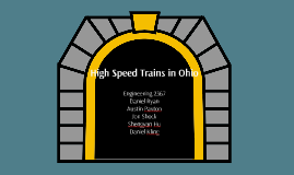 High Speed Trains in Ohio