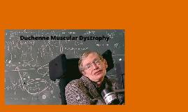 MCB 2413 - Duchenne Muscular Dystrophy