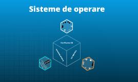 Clasificarea sistemelor de operare