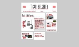 Ticari Belgeler 4