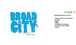 Broad City - Web Series to Comedy Central