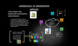 aprendizaje en dispositivos moviles