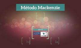 Método Mackenzie